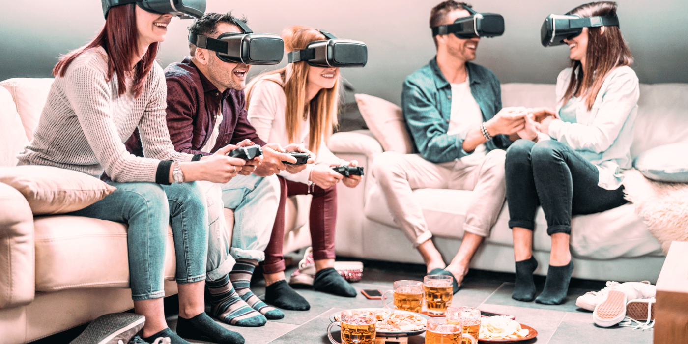 What is VR Networking
